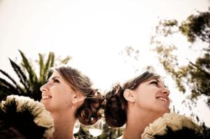 Bride in Sitges
